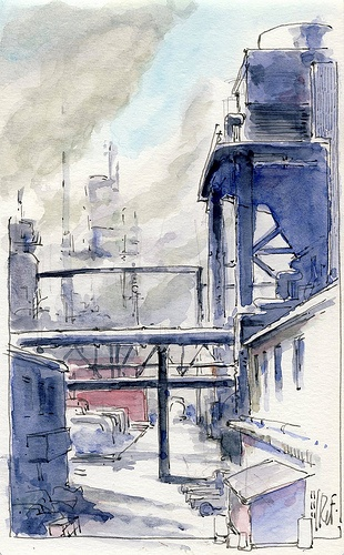 urban sketchers 33