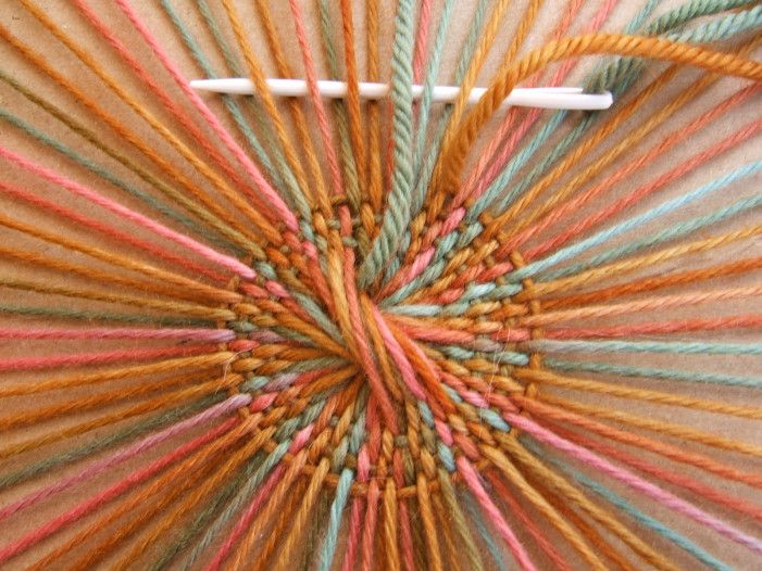 weaving 17