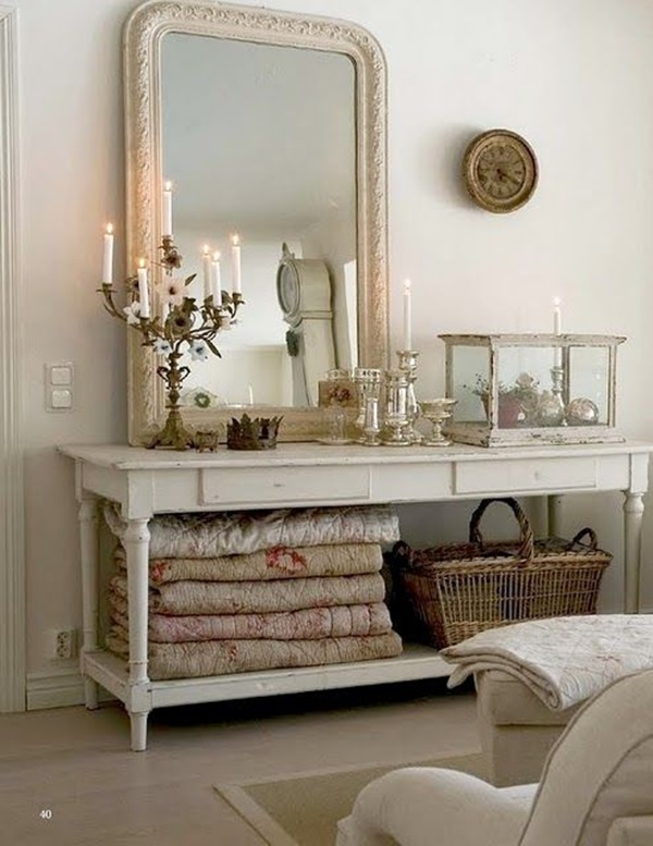Attractive Mirrored Dressing Table Designs (1)
