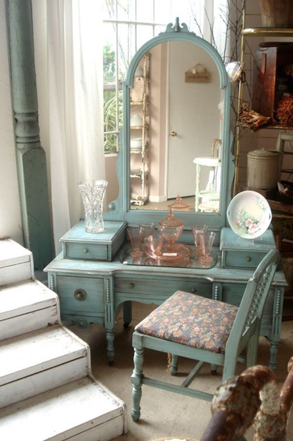 Attractive Mirrored Dressing Table Designs (13)