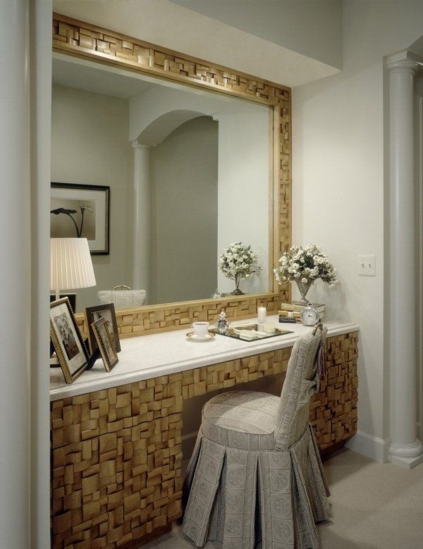 Attractive Mirrored Dressing Table Designs (14)