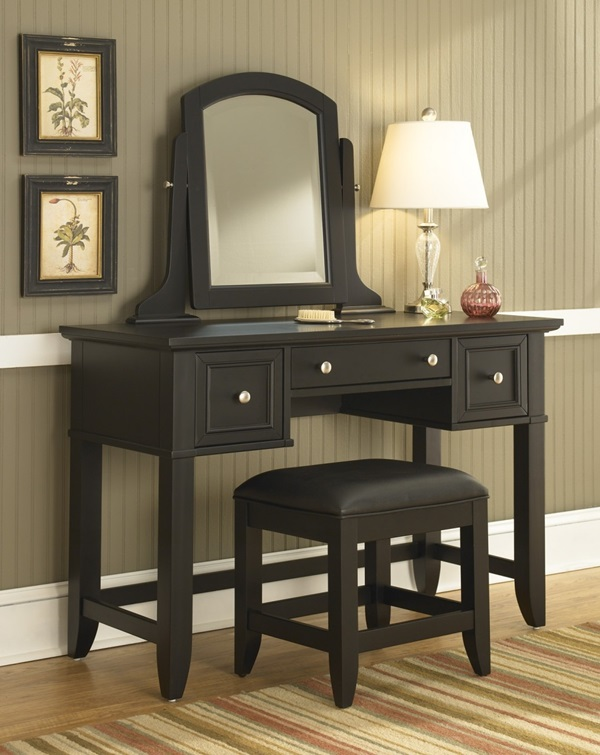 Attractive Mirrored Dressing Table Designs (15)