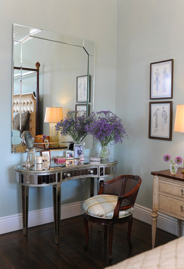 Attractive Mirrored Dressing Table Designs (29)