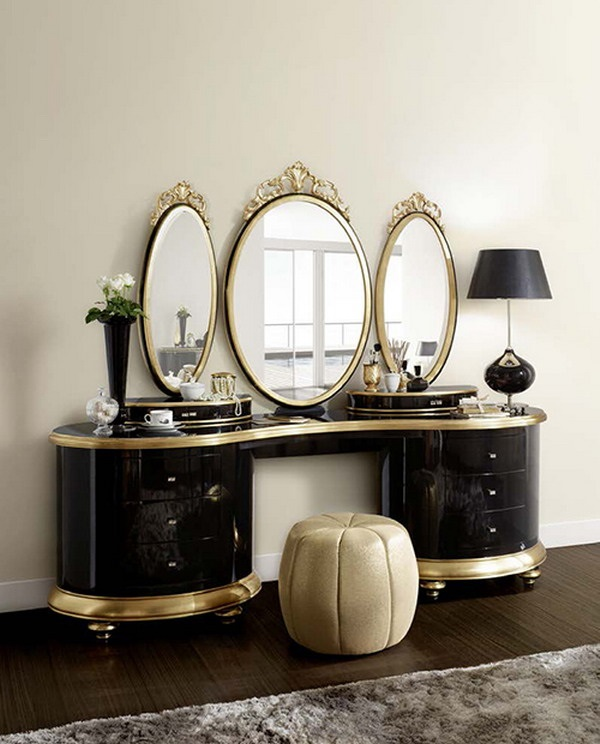 Attractive Mirrored Dressing Table Designs (36)
