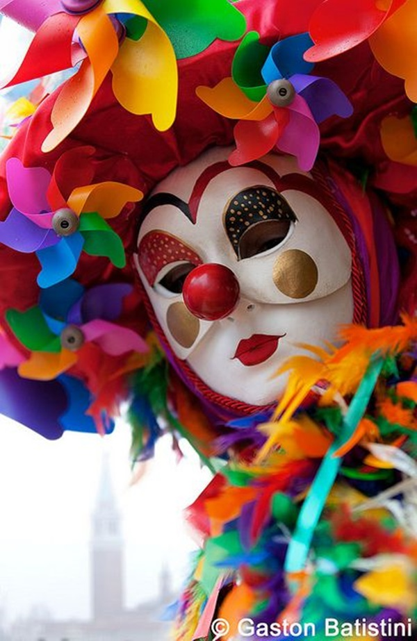 Beautiful Carnivale Masks and Meaning (1)