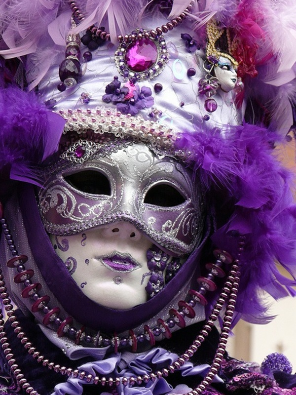 Beautiful Carnivale Masks and Meaning (15)