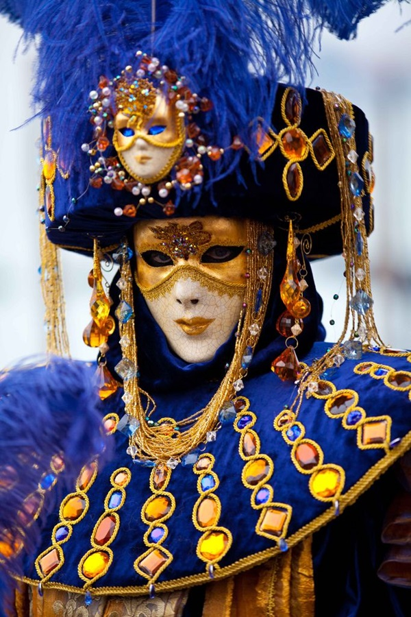 Beautiful Carnivale Masks and Meaning (19)