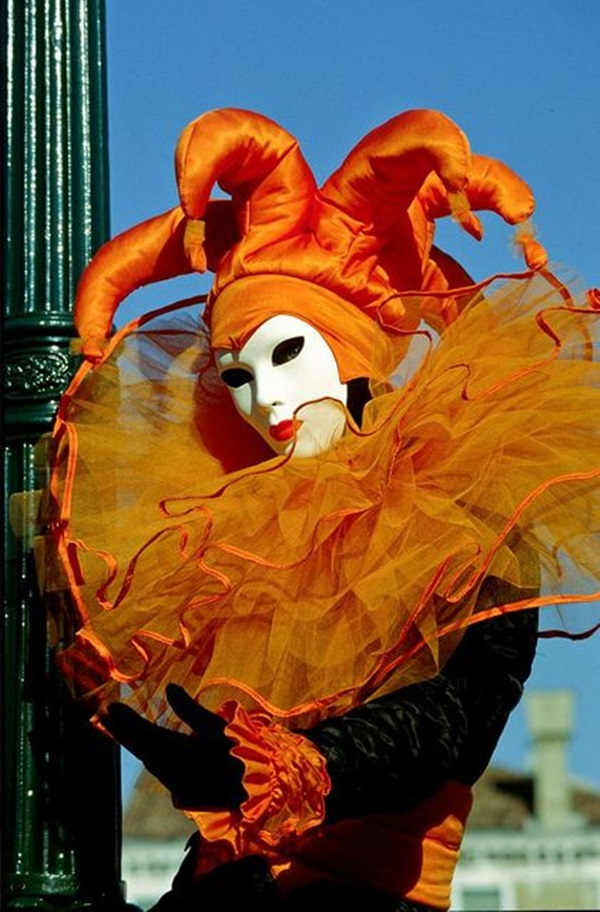 Beautiful Carnivale Masks and Meaning (20)