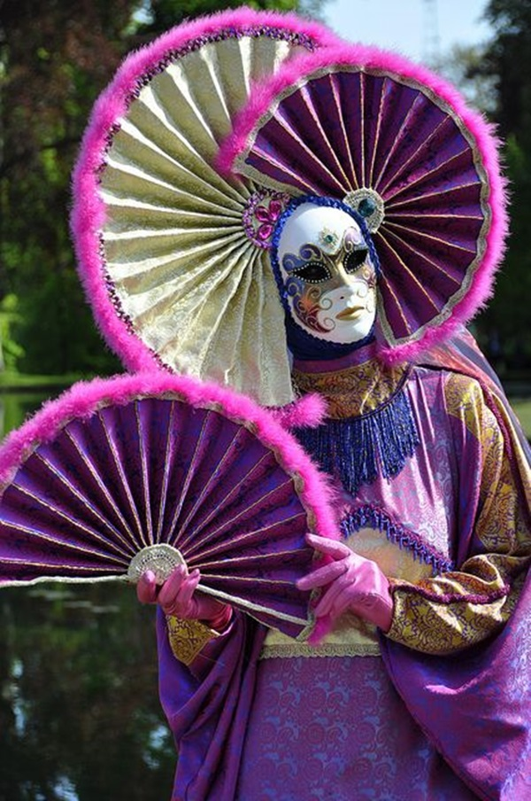 Beautiful Carnivale Masks and Meaning (23)