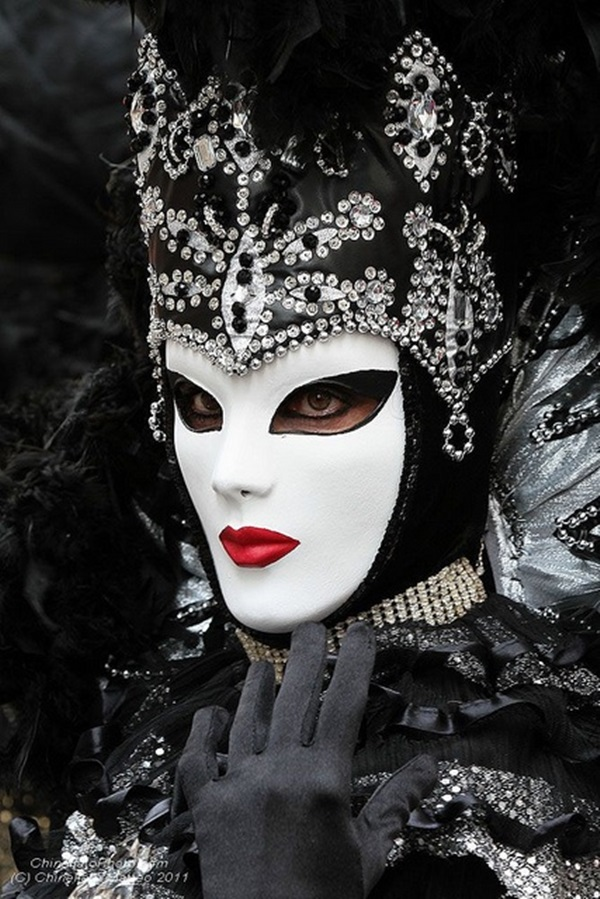 Beautiful Carnivale Masks and Meaning (24)