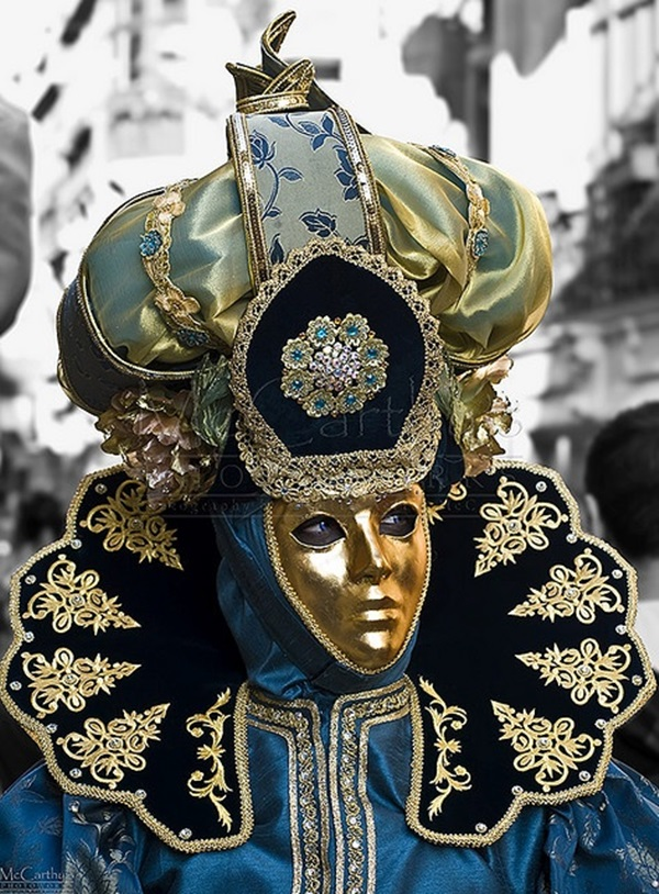 Beautiful Carnivale Masks and Meaning (30)