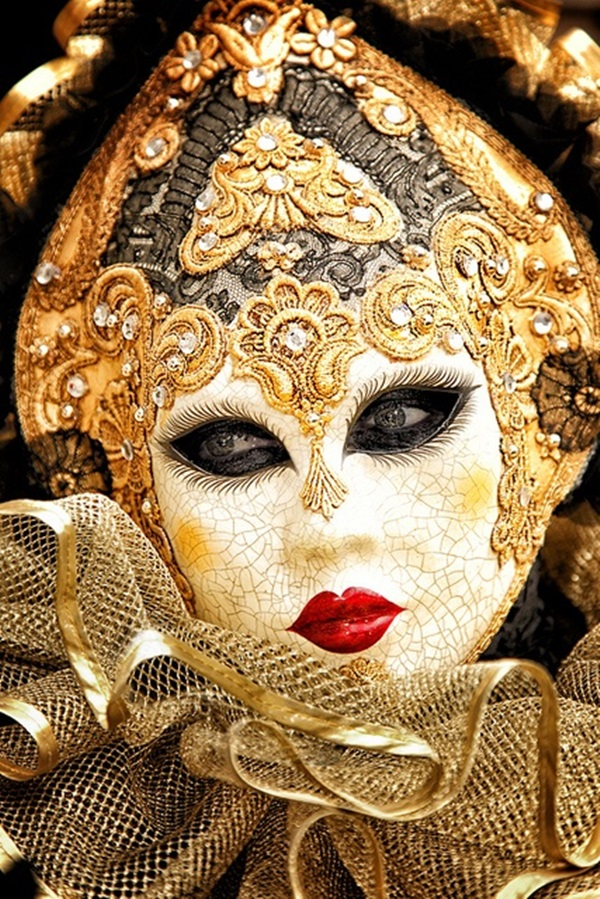 Beautiful Carnivale Masks and Meaning (33)