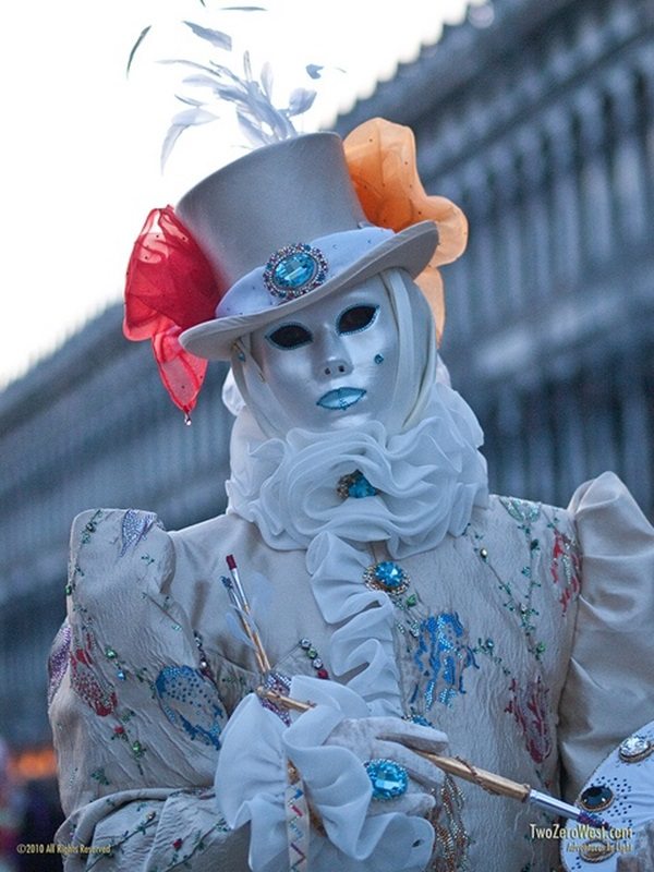 Beautiful Carnivale Masks and Meaning (35)