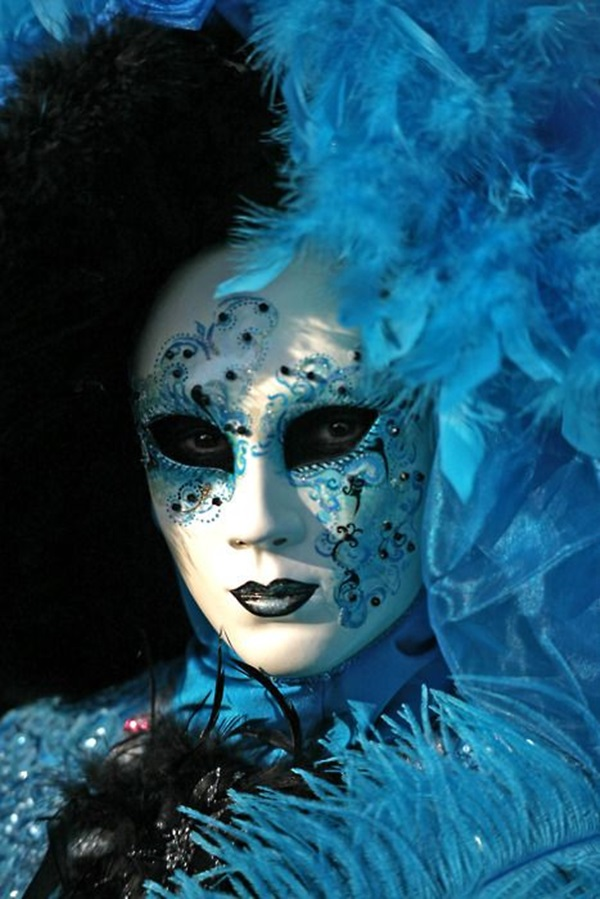 Beautiful Carnivale Masks and Meaning (36)