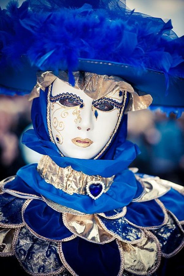 Beautiful Carnivale Masks and Meaning (4)
