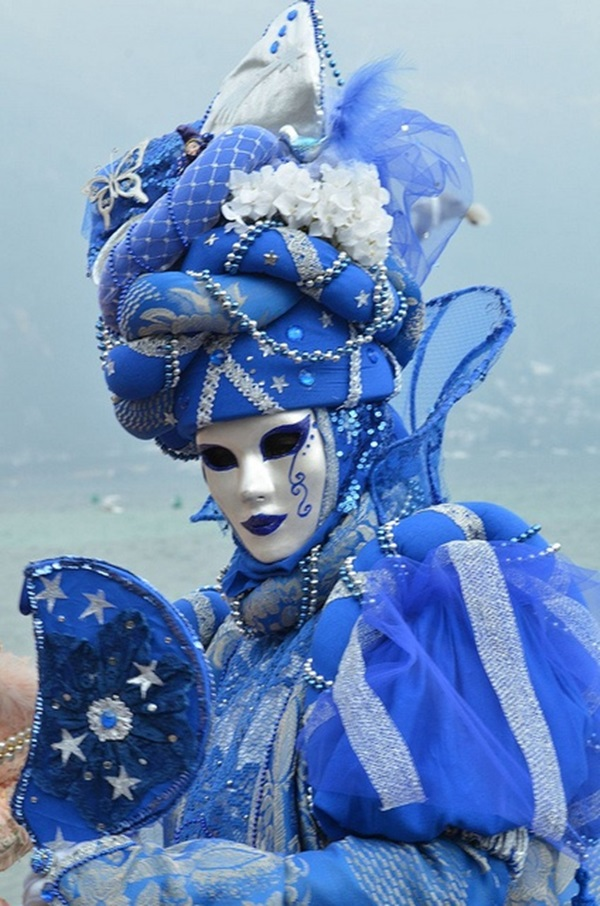 Beautiful Carnivale Masks and Meaning (41)