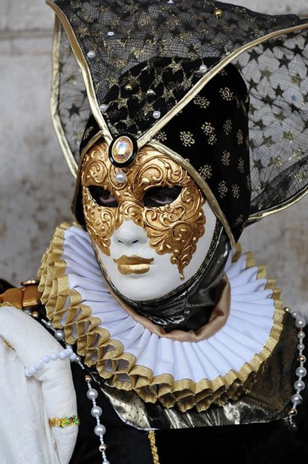 Beautiful Carnivale Masks and Meaning (6)