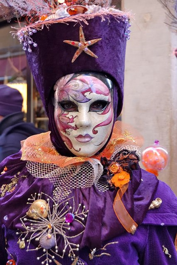 Beautiful Carnivale Masks and Meaning (7)