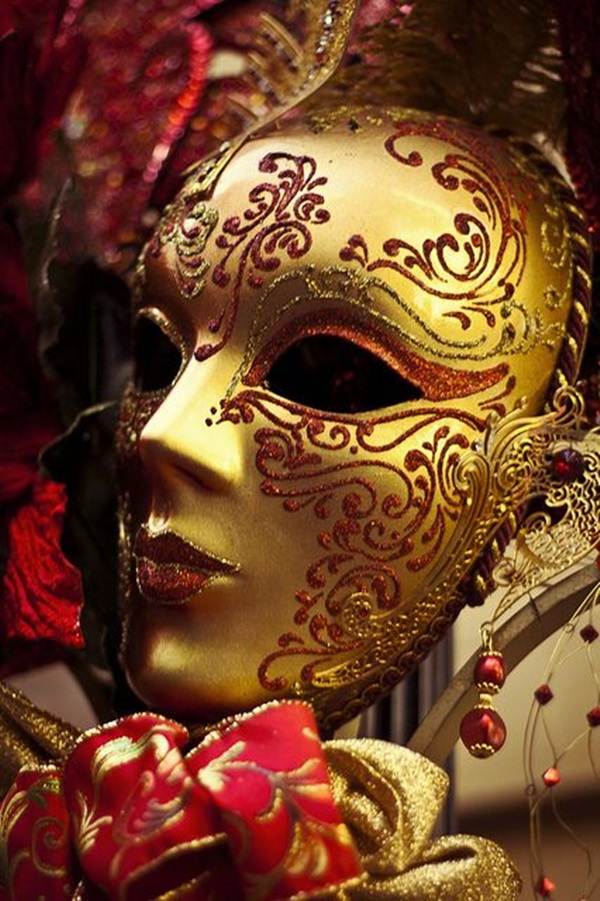 Beautiful Carnivale Masks and Meaning (8)
