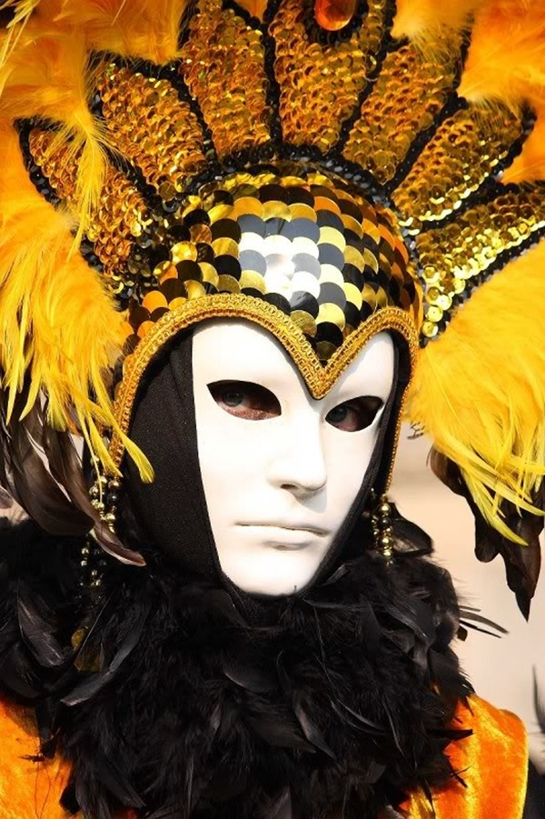 Beautiful Carnivale Masks and Meaning (9)