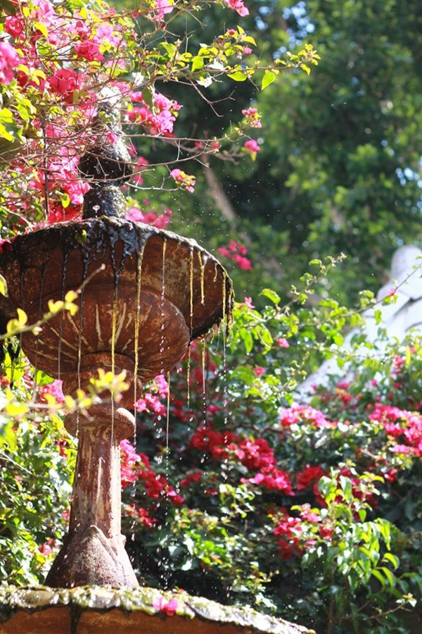 Beautiful Garden Fountain ideas (13)