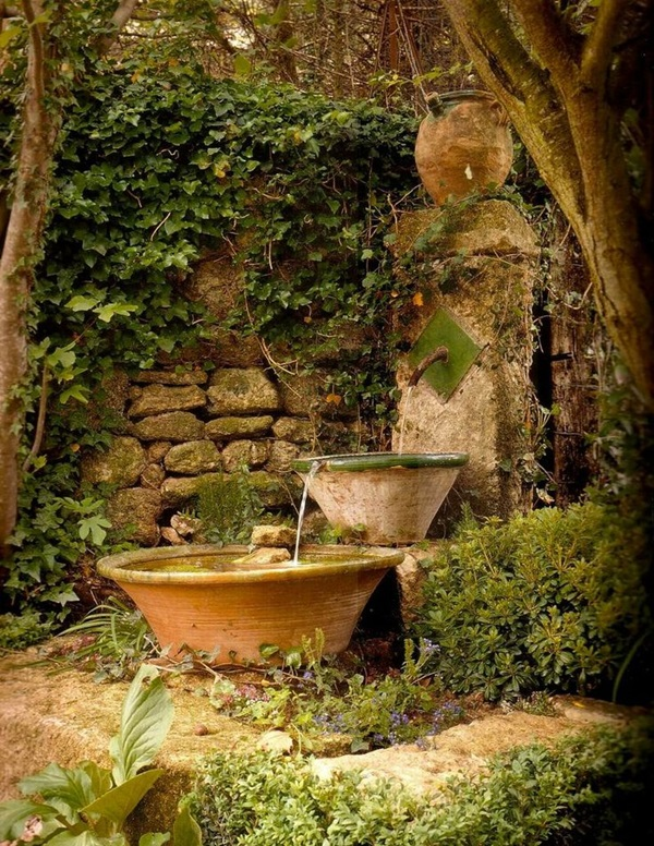 Beautiful Garden Fountain ideas (16)