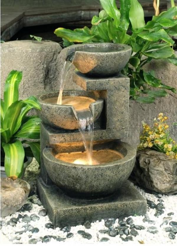Beautiful Garden Fountain ideas (17)