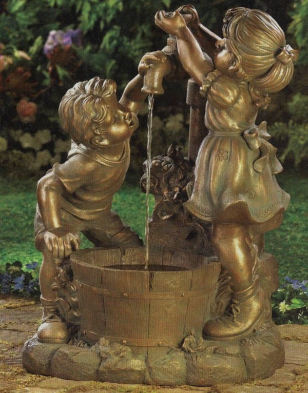 Beautiful Garden Fountain ideas (2)
