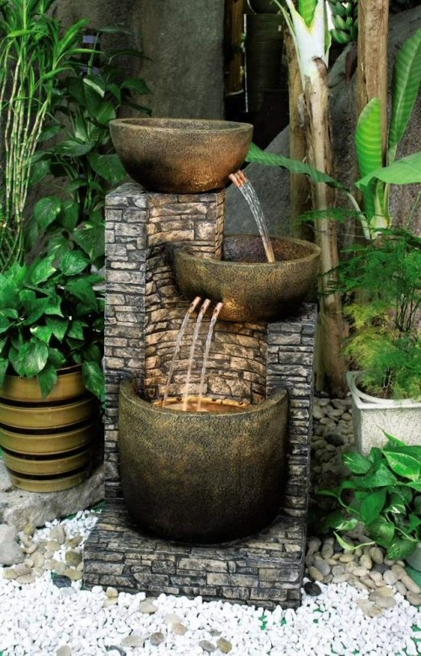 Beautiful Garden Fountain ideas (42)