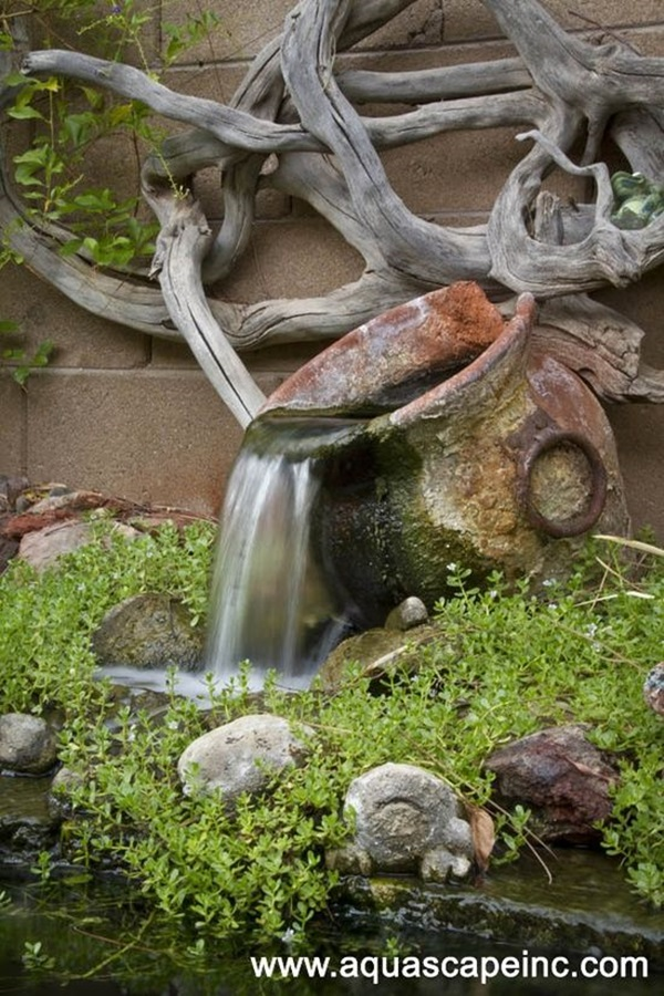 Beautiful Garden Fountain ideas (6)