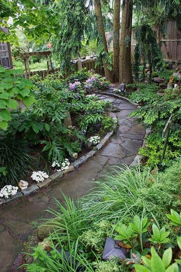 Cool Garden Edging Ideas (19)