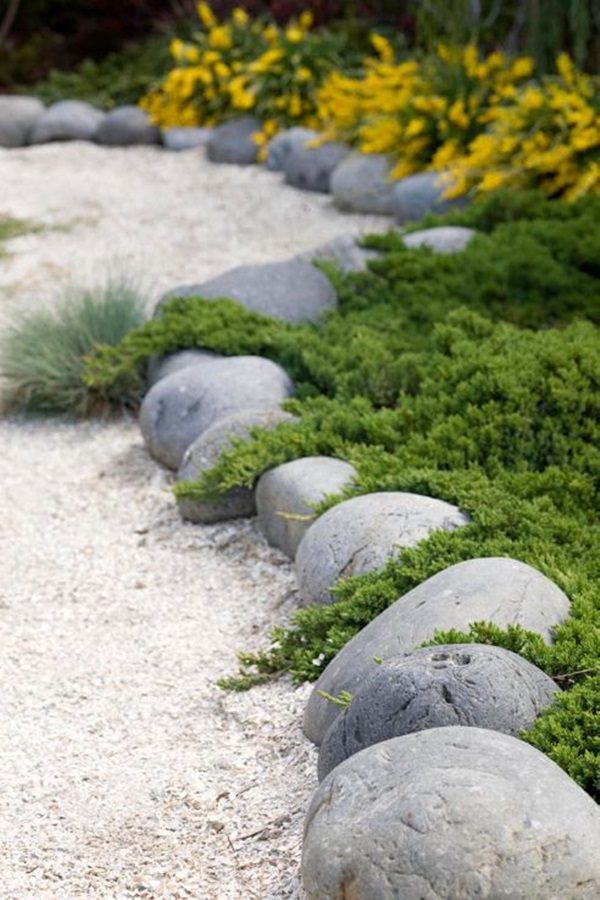 Cool Garden Edging Ideas (20)