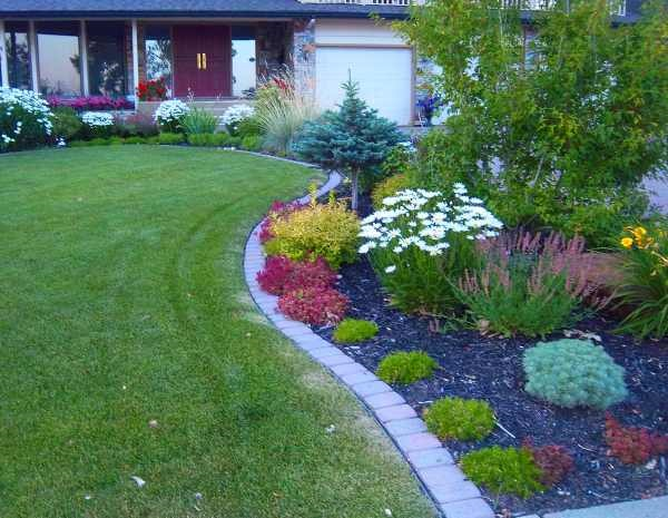 Cool Garden Edging Ideas (25)