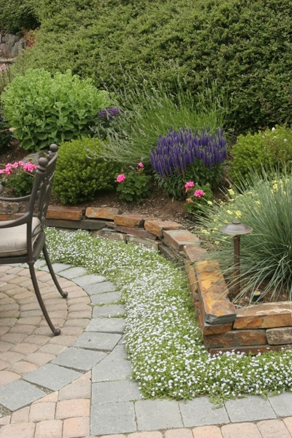 Cool Garden Edging Ideas (3)