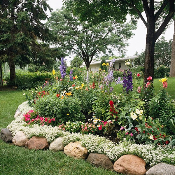 Cool Garden Edging Ideas (30)
