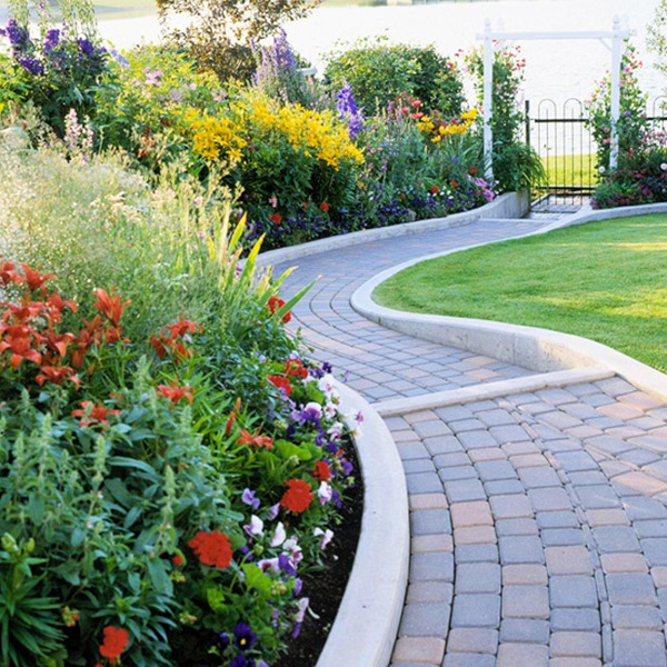 Cool Garden Edging Ideas (31)