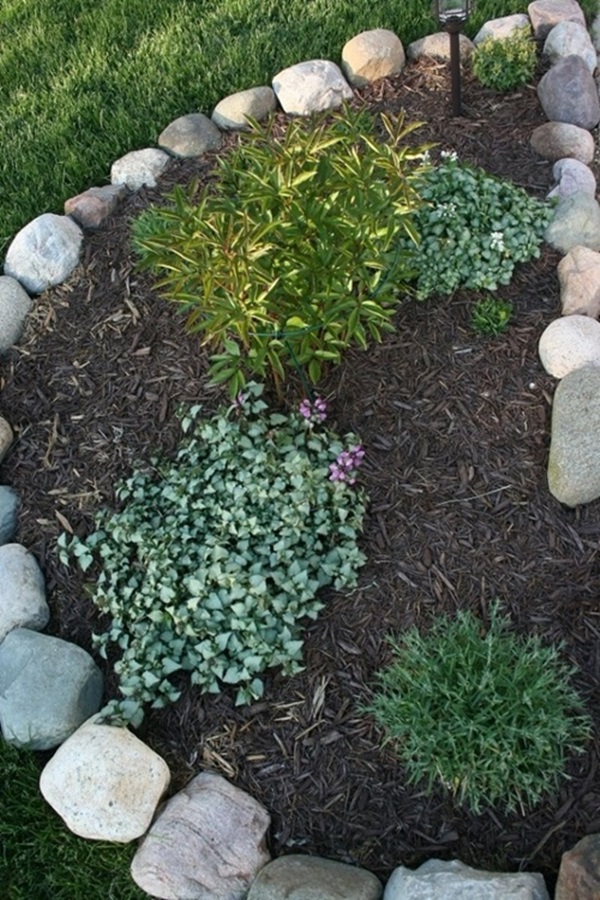 Cool Garden Edging Ideas (34)