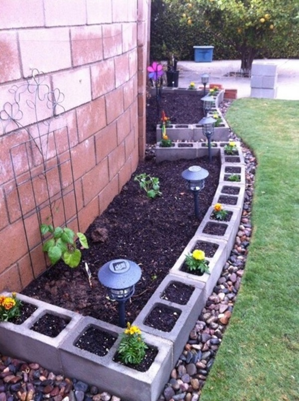 Cool Garden Edging Ideas (36)
