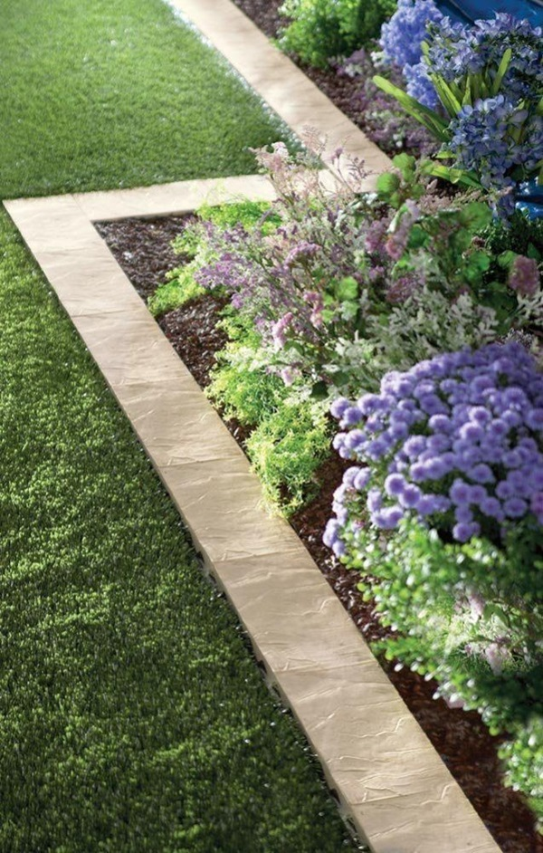 Cool Garden Edging Ideas (6)