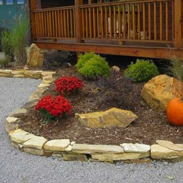 Cool Garden Edging Ideas (8)