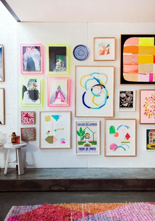 Pretty Gallery Wall Decoration Ideas (10)