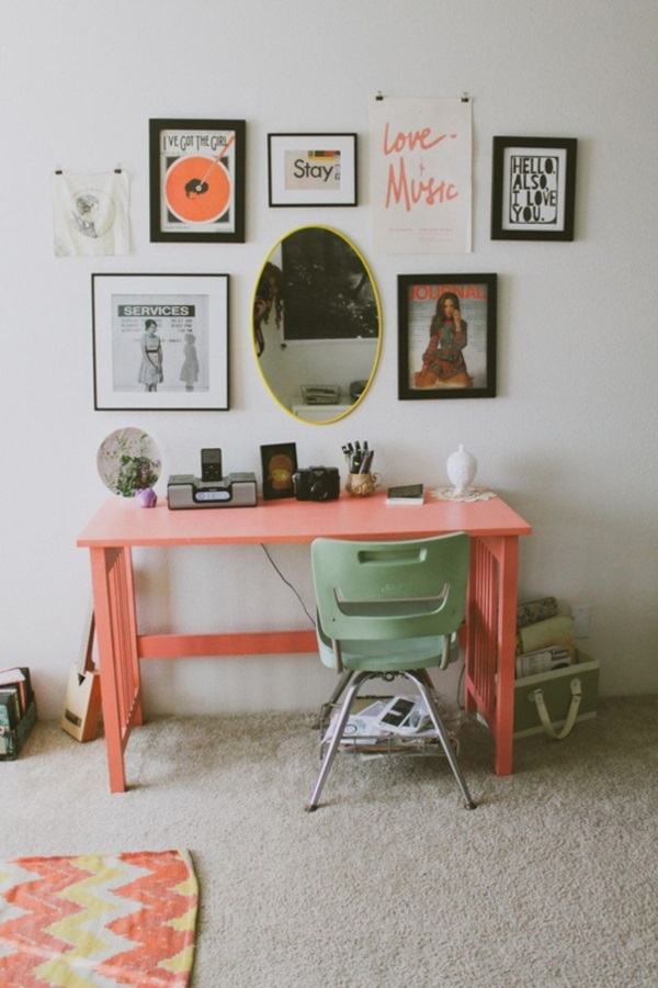 Pretty Gallery Wall Decoration Ideas (16)