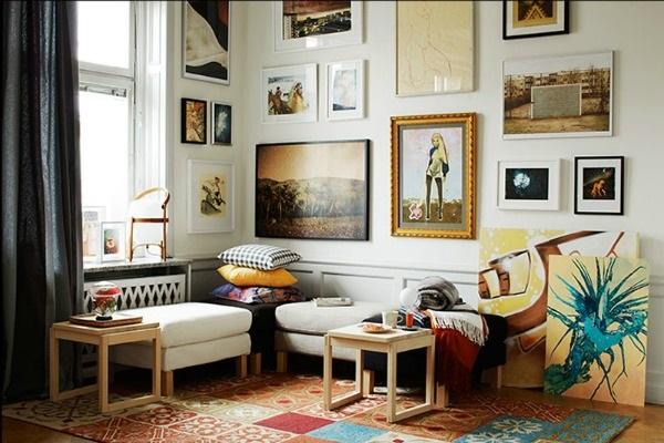 Pretty Gallery Wall Decoration Ideas (17)