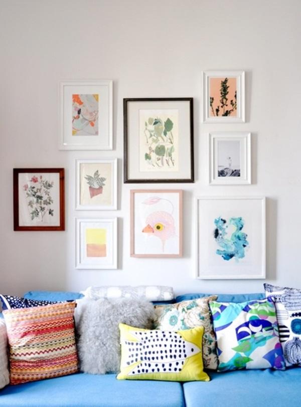 Pretty Gallery Wall Decoration Ideas (19)