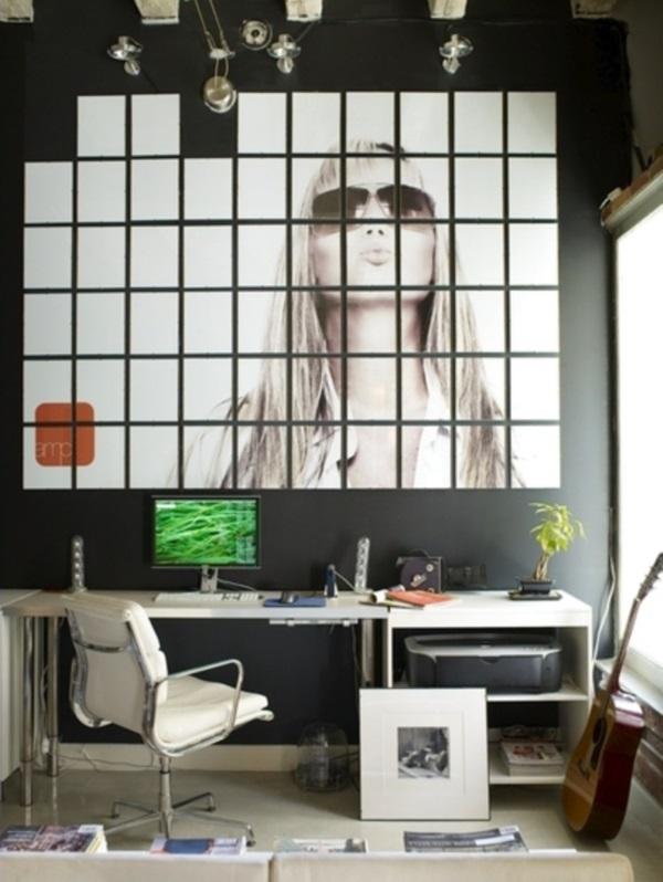 Pretty Gallery Wall Decoration Ideas (46)