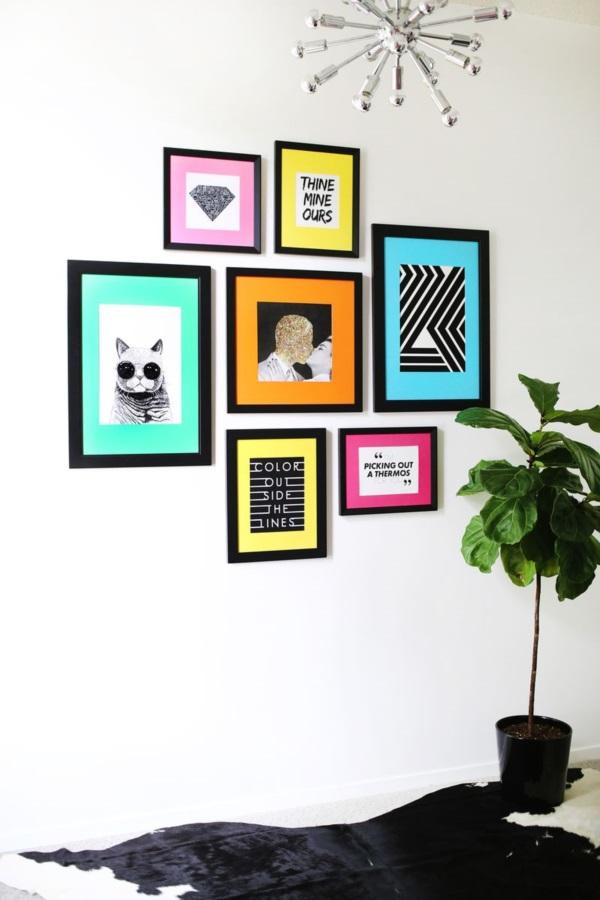 Pretty Gallery Wall Decoration Ideas (8)