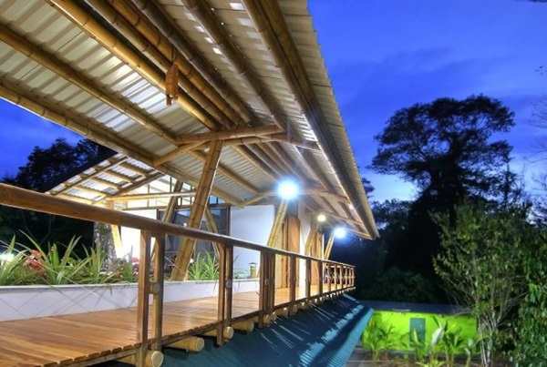 Raw Bamboo House Designs (15)