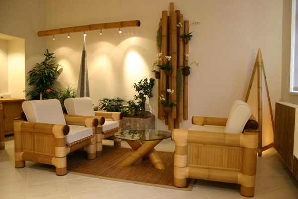 Raw Bamboo House Designs (16)