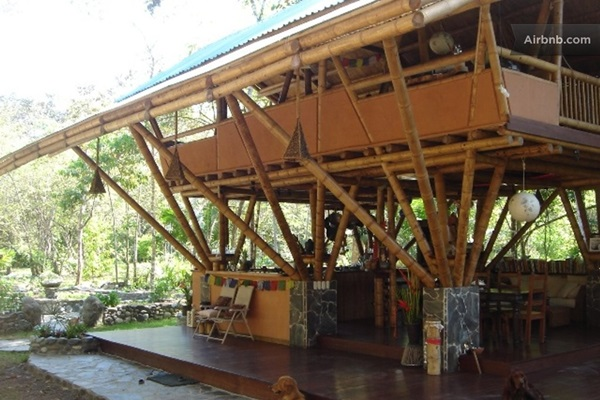 Raw Bamboo House Designs (39)