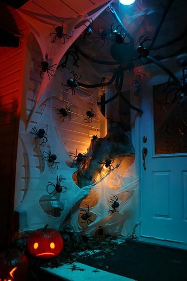 Scary Halloween Decoration Ideas to try this Year (1)